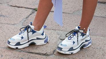 wyprzedaż sneakersów damskich