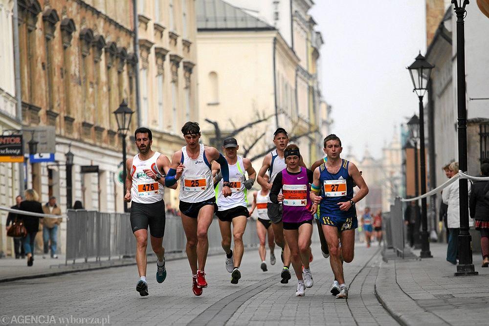 Cracovia Maraton 2011