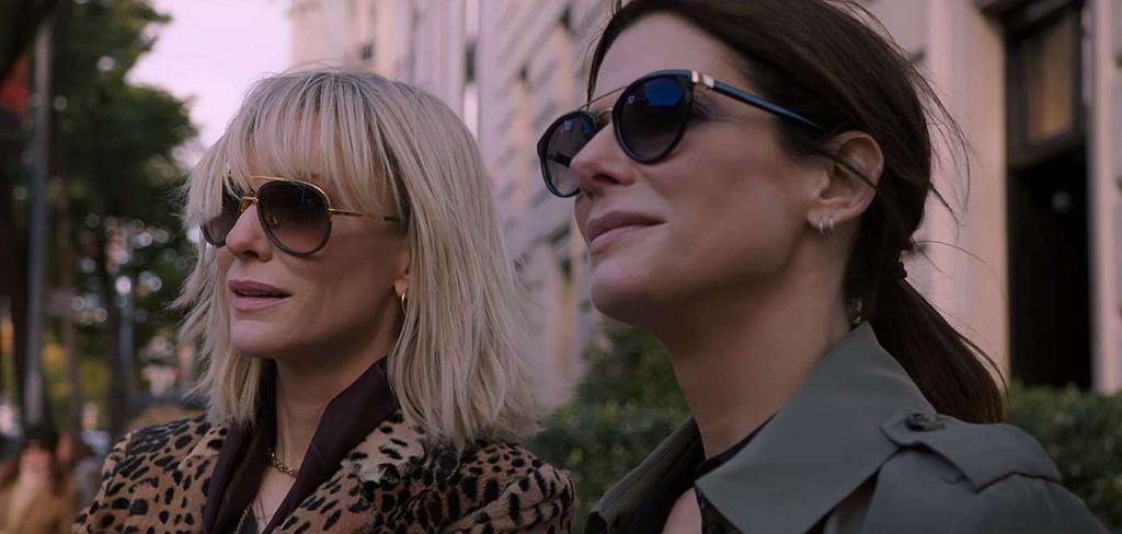 Cate Blanchett i Sandra Bullock w zwiastunie 'Ocean's 8'