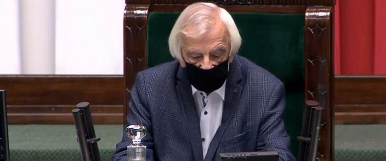 Sejm. Przegłosowano wniosek opozycji o przerwę i odroczenie obrad