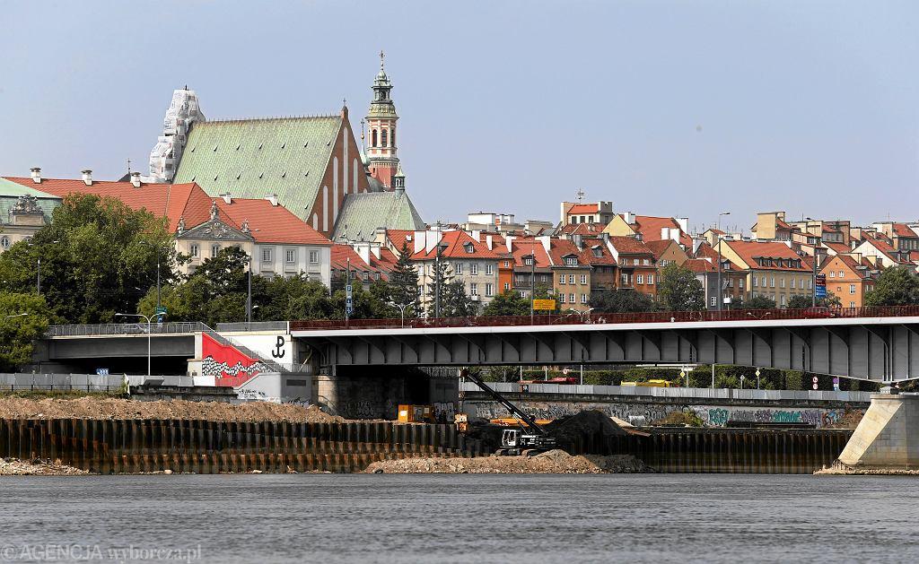 Wisła w Warszawie