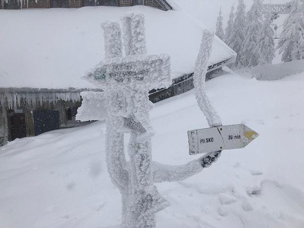 Zima w polskich górach jest piękna. Najlepszym tego dowodem są wasze zdjęcia z ostatniego weekendu