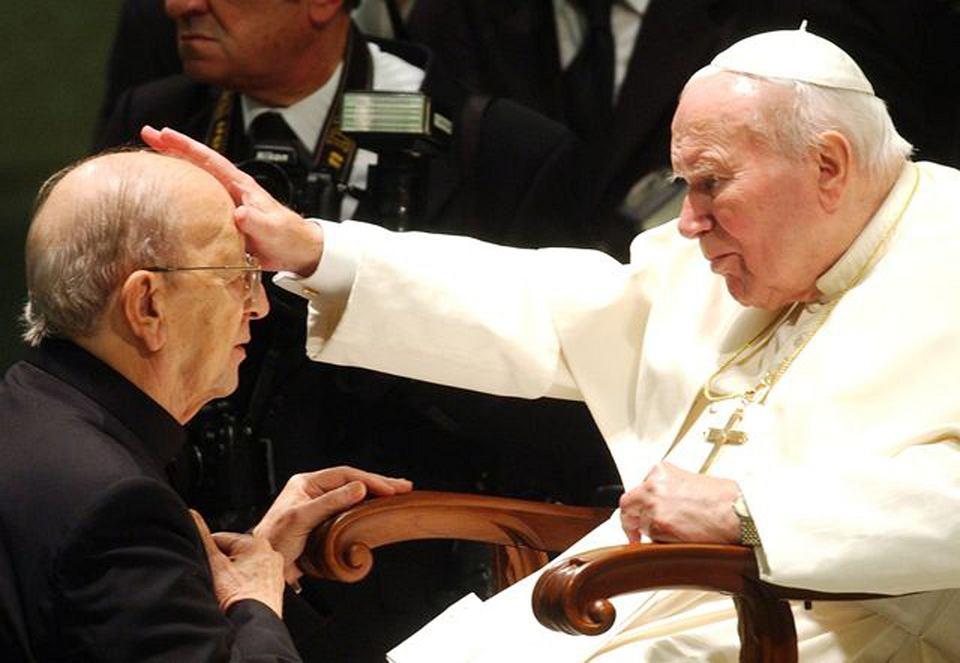 Marcial Maciel Degollado i Jan Paweł II