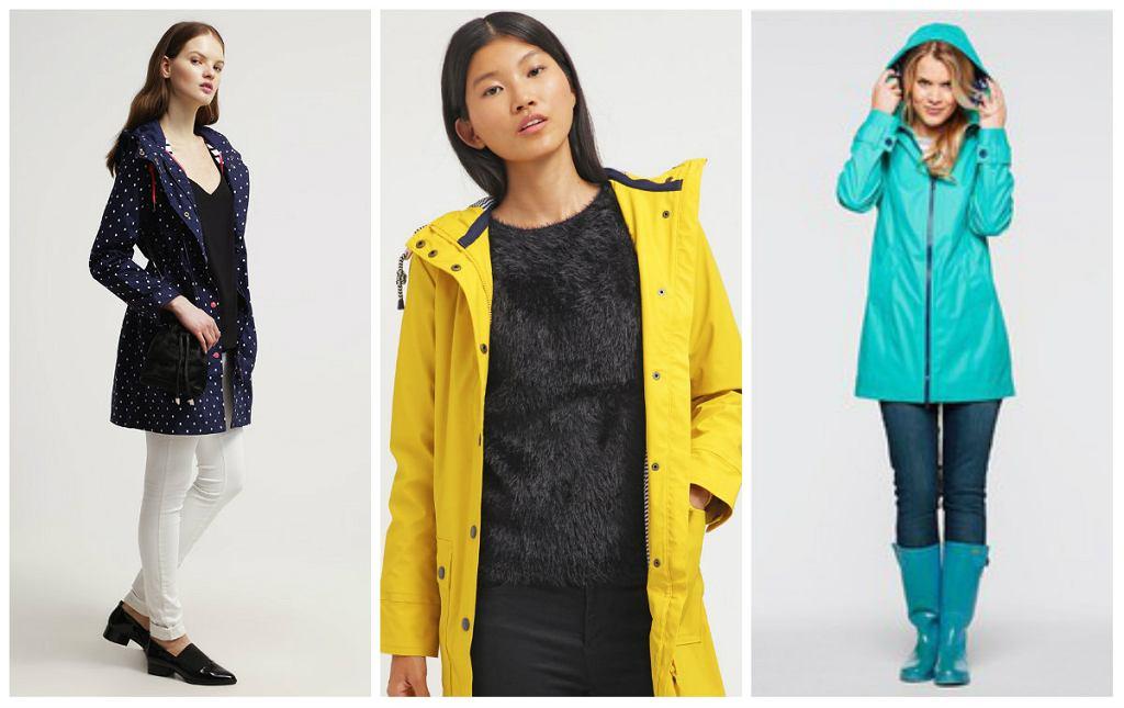 Kolorowe płaszcze przeciwdeszczowe - przegląd i jak je nosić