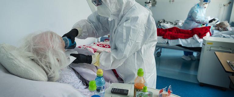 Koronawirus. Prawie 22 tysiące przypadków zakażeń. 280 osób zmarło