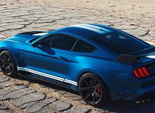 Walka muscle carów w 2019 r. - traci cała pierwsza trójka. Liderem Ford Mustang