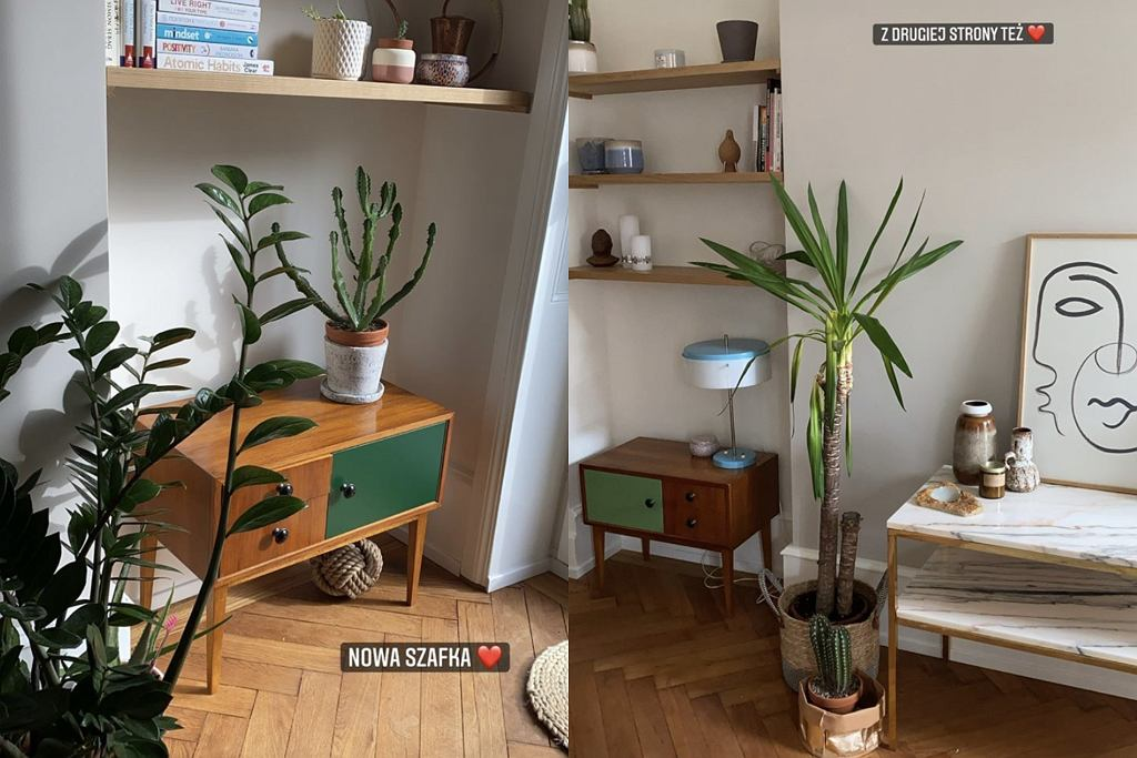 Ewa Szabatin pokazała mieszkanie