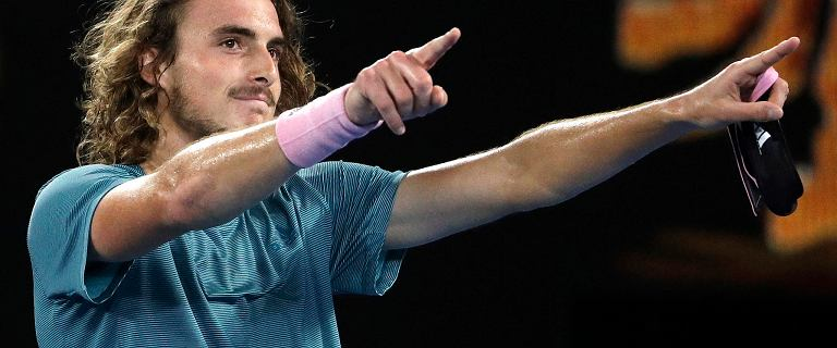 Tsitsipas z Nadalem w półfinale Australian Open! Petra Kvitova pokonała Ashleigh Barty