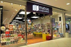 Księgarnie Matras odcięte od dostaw książek