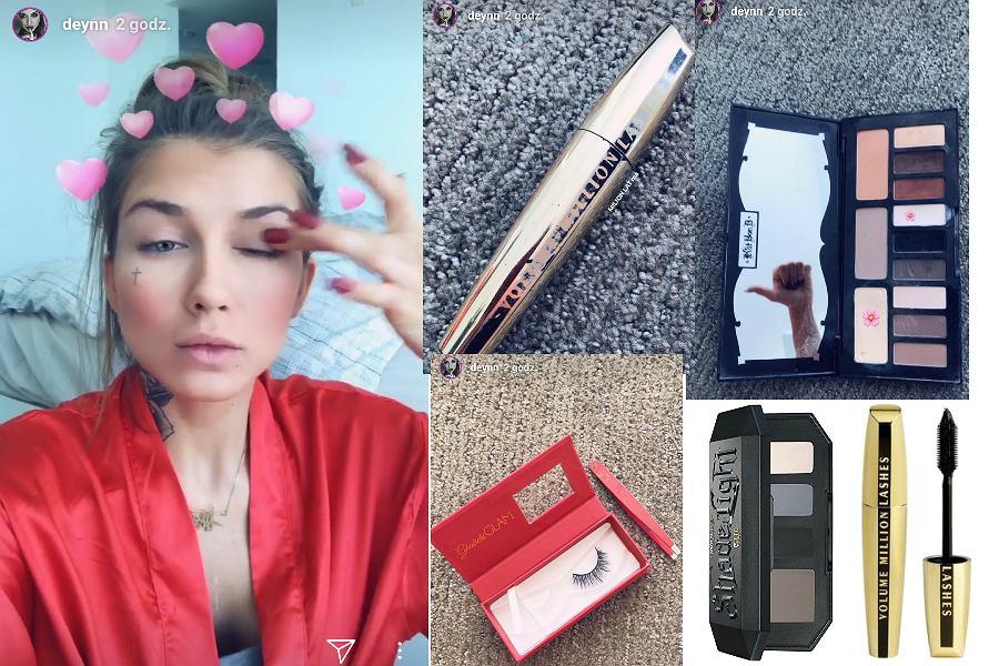 Kosmetyki Deynn - makijaż oczu