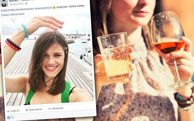 """""""Rodzic nie powinien dawać nastolatkowi alkoholu"""" - blogerka. """"Nie zgodzę się z tobą"""" - pisali czytelnicy"""