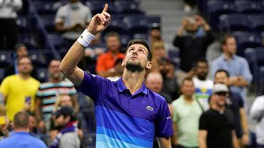 Duża niespodzianka w finale US Open [ZAPIS RELACJI]