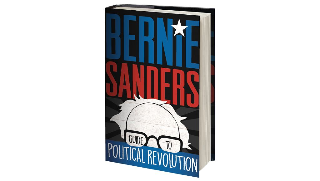 Okładka książki 'Guide to Political Revolution'
