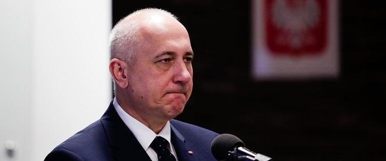 Kierowca ministra złamał prawo. Szef MSWiA wpłacił 500 zł na fundację