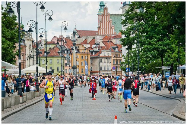 5150 Warsaw Triathlon, triathlon, warszawa