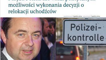 Zamach w Paryżu. Artykuł Konrada Szymańskiego na portalu wPolityce.pl