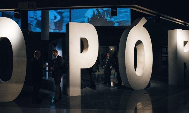 Ekspozycja Muzeum II Wojny Światowej po raz pierwszy została zaprezentowana zwiedzającym