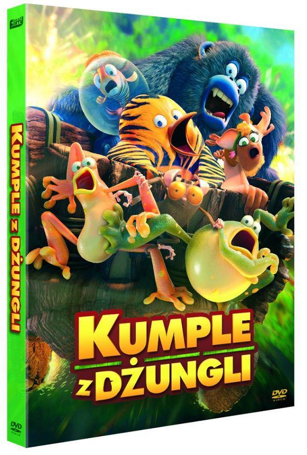 'Kumple z dżungli' na DVD