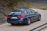 BMW serii 5 Touring 2017
