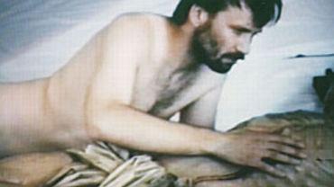 """Kadr z filmu """"Adoracja Chrystusa"""" Jacka Markiewicza"""