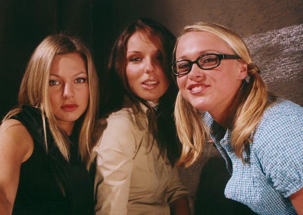 Katarzyna Bujakiewicz, Agnieszka Włodarczyk i Monika Sewioło