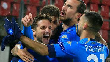 Napoli wygrywa w hicie kolejki! Setny gol Mertensa. Pierwszy przepiękny