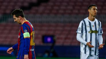 Gwiazda umie się poświęcić bardziej. Messi i Ronaldo przegrali poza boiskiem