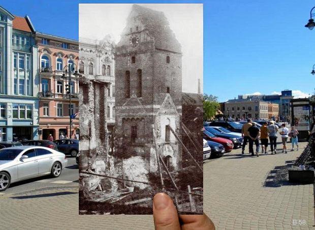 Zdjęcie numer 1 w galerii - Bydgoszcz wczoraj i dziś. Te same miejsca sfotografowane po latach