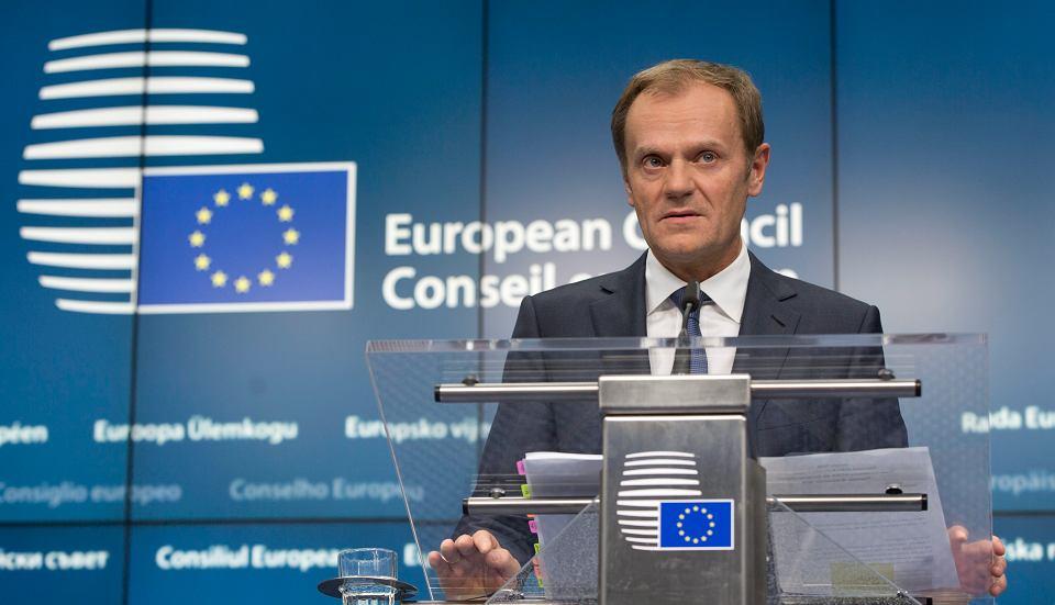 Donald Tusk długo walczył o unię energetyczną