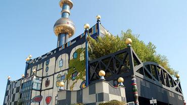 Spalarnia śmieci Spittelau w Wiedniu (Austria)