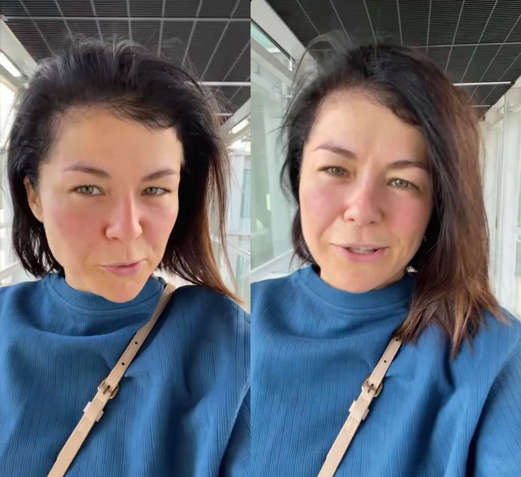 Kasia Cichopek pokazała się bez grama makijażu