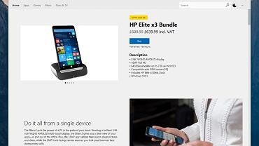 Microsoft Store zamiast Windows Store - użytkownicy Windows 10 oprócz aplikacji i gier kupią też sprzęt