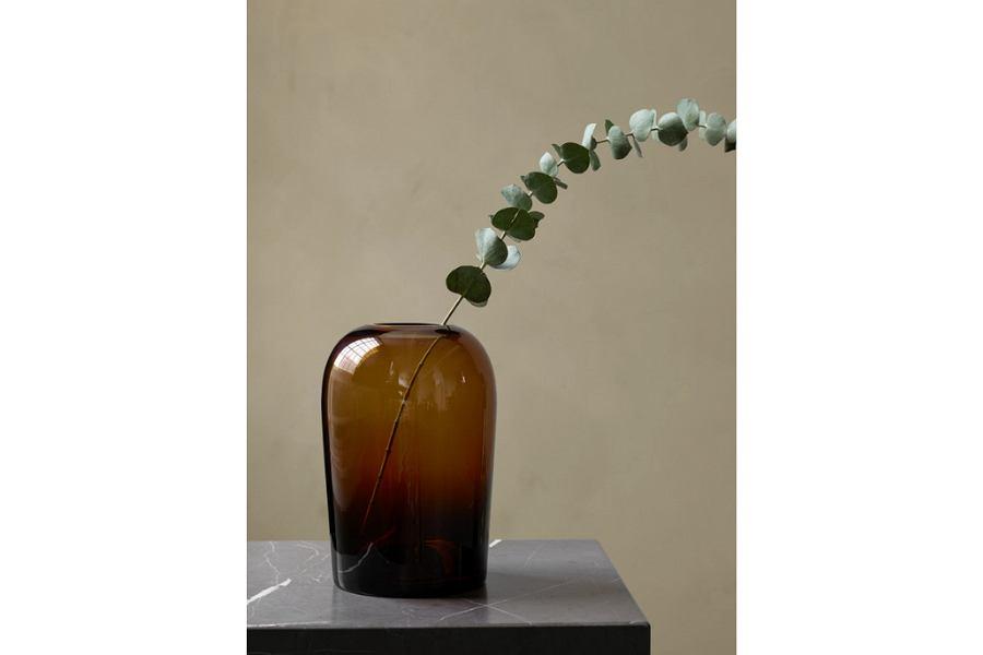Brązowy wazon Menu Troll