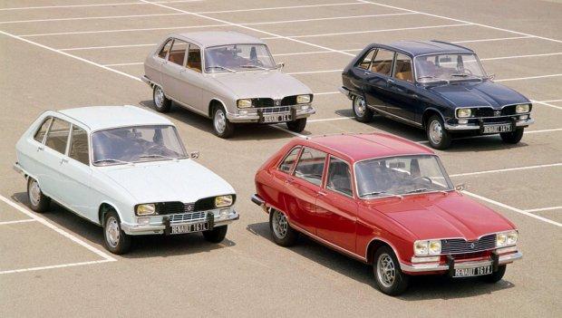 Renault 16 (L, TL, TS, TX)