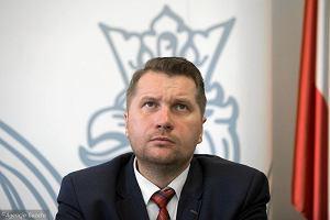 """Minister Czarnek wymienił plany resortu edukacji na 2021 rok. To m.in. """"Ochrona dzieci w szkołach przed demoralizacją"""""""