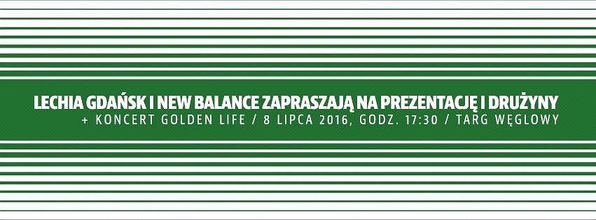 W piątek prezentacja Lechii przed nowym sezonem