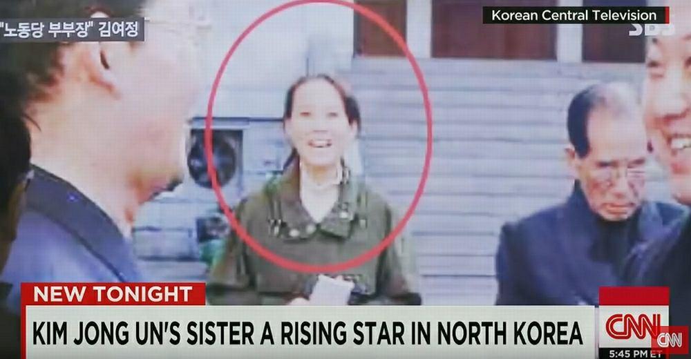 Kim Jo Dzong, siostra Kim Dzong Una