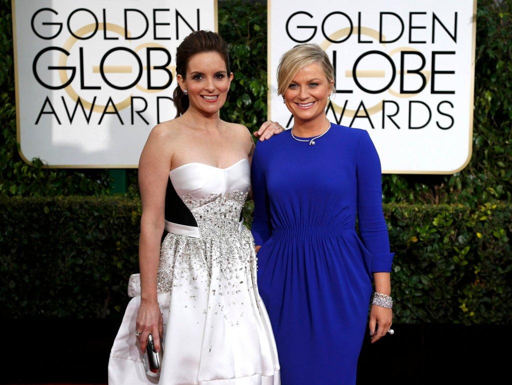 Tina Frey i Amy Poehler