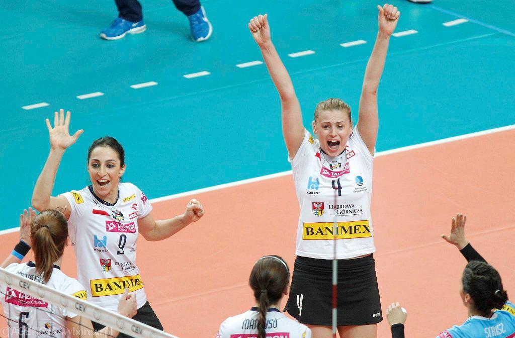 Katarzyna Konieczna (z prawej)