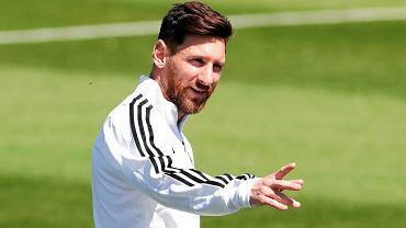 MŚ 2018. Leo Messi