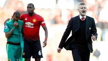 Legenda Manchesteru United skrytykowała politykę transferową klubu