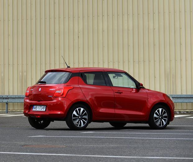 Seat Ibiza 1.0 TSI vs. Suzuki Swift 1.0 BoosterJet