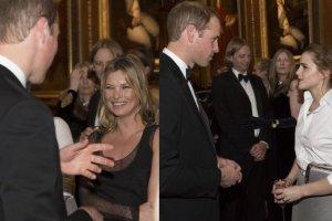 Gwiazdy pojawiły się na charytatywnym przyjęciu zorganizowanym przez księcia Williama w zamku Windsor z okazji prac związanych z Royal Marsden Hospital, którego książę jest prezesem. Na salonach tym razem zabrakło księżnej Kate. Nie pojawiła się na kolacji ani after party, tłumacząc swoją nieobecność urlopem macierzyńskim. Na uroczystej kolacji pojawiły się gwiazdy filmu, teatru, telewizji, mody i świata kultury. Listę 200 zaproszonych osób pomogła przygotować sama redaktor naczelna brytyjskiego Vogue'a - Alexandra Shulman. Samotny książę William starał się doskonale wywiązywać z obowiązków gospodarza. Gościom podano między innymi wędzonego łososia z jabłkami, kunsztownie przyrządzoną wołowinę, na deser zaś zaserwowano tartę i lody.