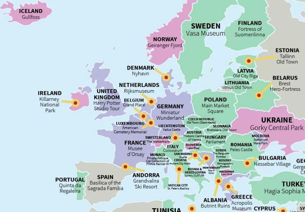 Kraków to jedno z najpopularniejszych miast odwiedzanych przez zagranicznych turystów