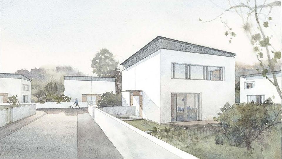 Wizualizacje domów z programu Mieszkanie Plus