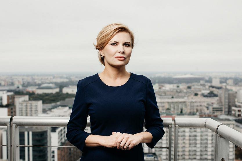 Patrycja Kotecka, żona Zbigniewa Ziobry powołana do zarządu Link4. Wcześniej była dyrektorem marketingu