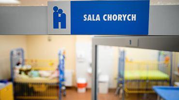 Szpital w Lublinie. Zdj. ilustracyjne