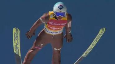Kamil Stoch pobił rekord skoczni w Planicy