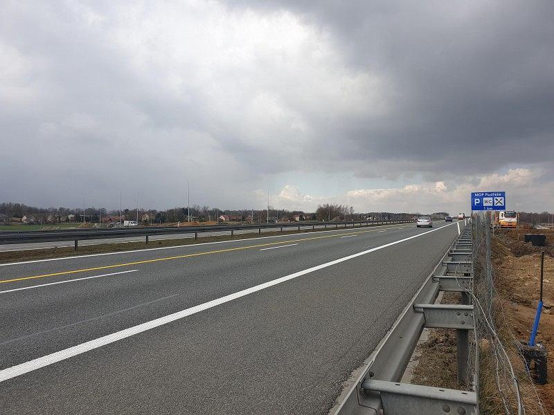 Autostrada A4, zmiana organizacji ruchu