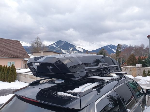 Box Thule Vector L